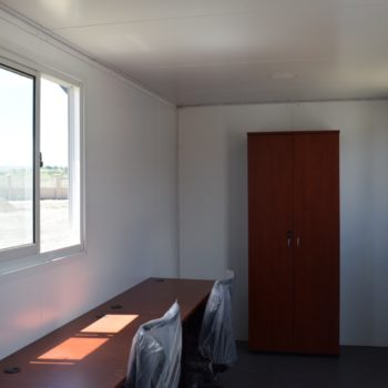 Site Office Furnished